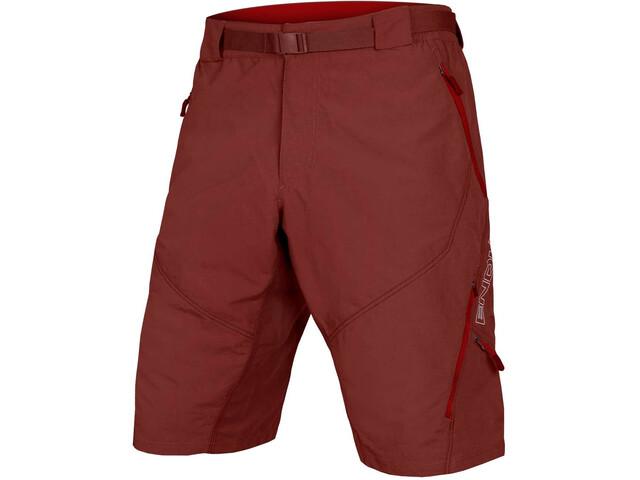 Endura Hummvee II Shorts with Liner Men, cocoa